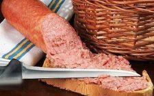Come cucinare il ciauscolo, il salame spalmabile marchigiano