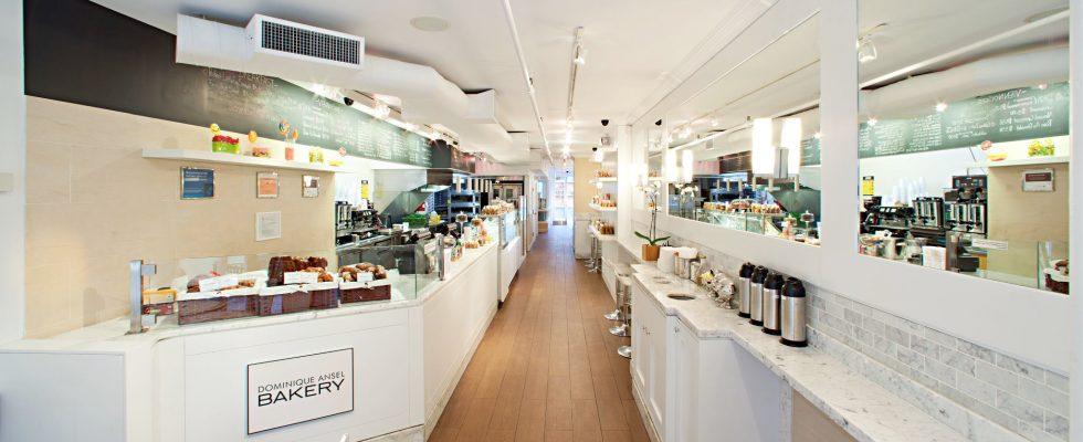 Dominique Ansel Bakery, New York