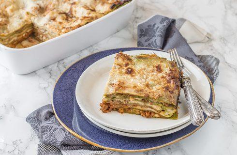 Lasagne alla bolognese, la tradizione impone la sfoglia verde