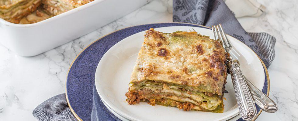 Ricetta Lasagne Verdi Alla Bolognese.Lasagne Alla Bolognese Ingredienti E Ricetta Agrodolce