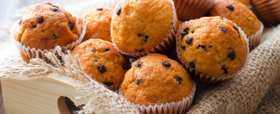 I mini muffin ai canditi per la colazione di tutta la famiglia