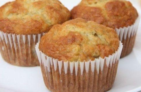 Come preparare i muffin cotti al vapore
