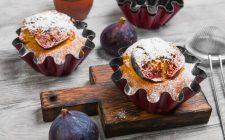 La ricetta dei muffin ai fichi per una colazione da campioni