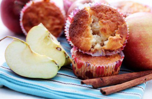 Come preparare i muffin senza glutine alle mele