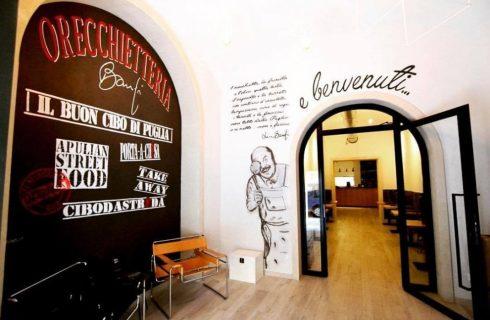 La Orecchietteria di Lino Banfi a Roma, la cucina pugliese sbarca nella capitale