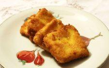 La ricotta fritta alla napoletana con la ricetta facile