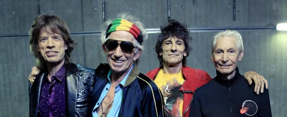 I Rolling Stones scelgono Gennaro Esposito