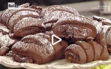 Saccottini al cioccolato: la video ricetta della Prova del Cuoco