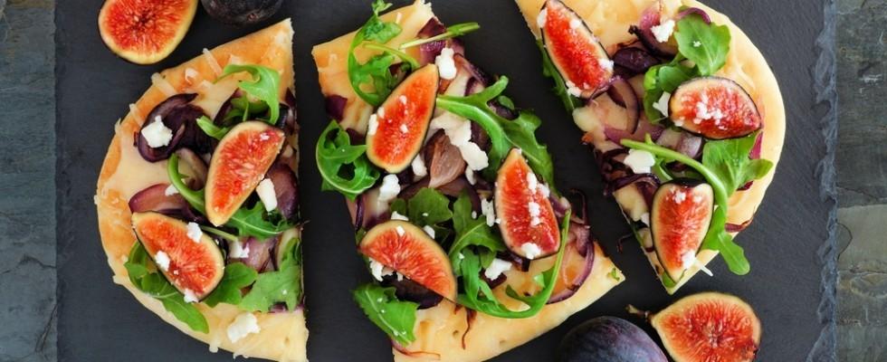 Mica (solo) pizza e fichi: i migliori abbinamenti tra frutta e cibi salati