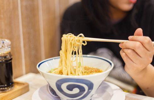 5 cose da non fare quando mangiate il Ramen