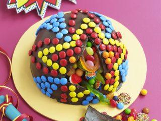 Il lato dolce della distruzione: Smash Cakes