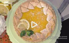 La torta con crema al limone della Prova del Cuoco: la video ricetta