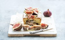 La torta di fichi vegan con la ricetta facile e gustosa