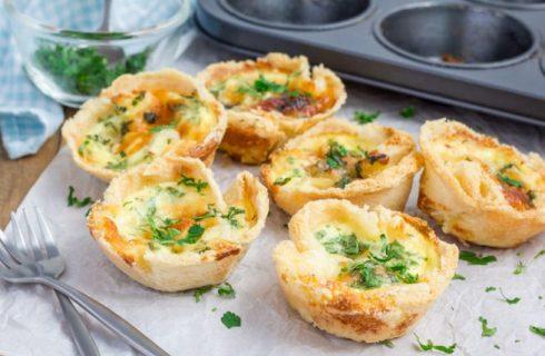 Ricette per la Festa dei nonni: antipasti e finger food per tutti i gusti
