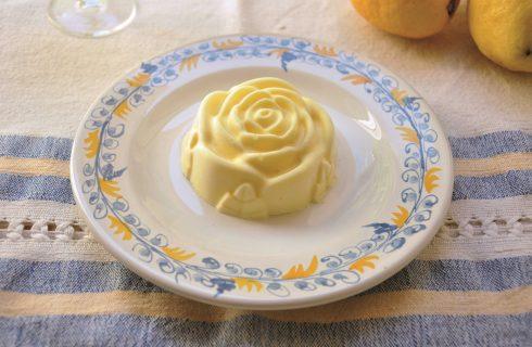 Bavarese al limone: preparazione con il bimby