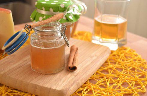 Birra in gelatina alla cannella con il bimby
