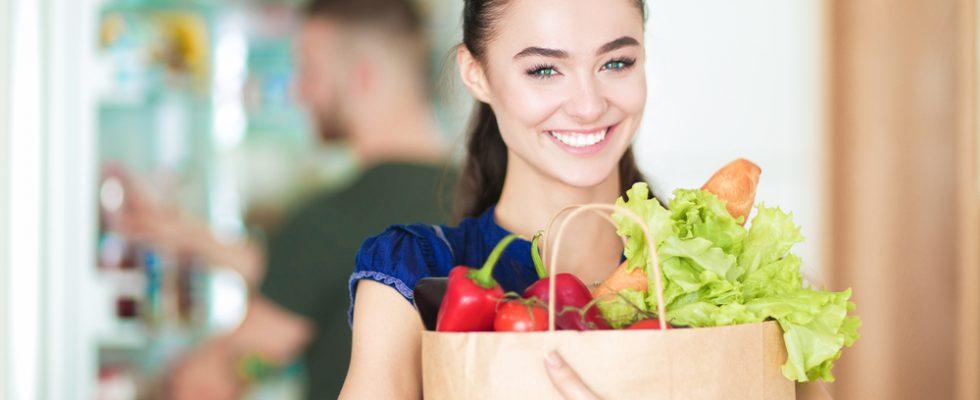 Shopper per la spesa: da gennaio è d'obbligo il biodegradabile
