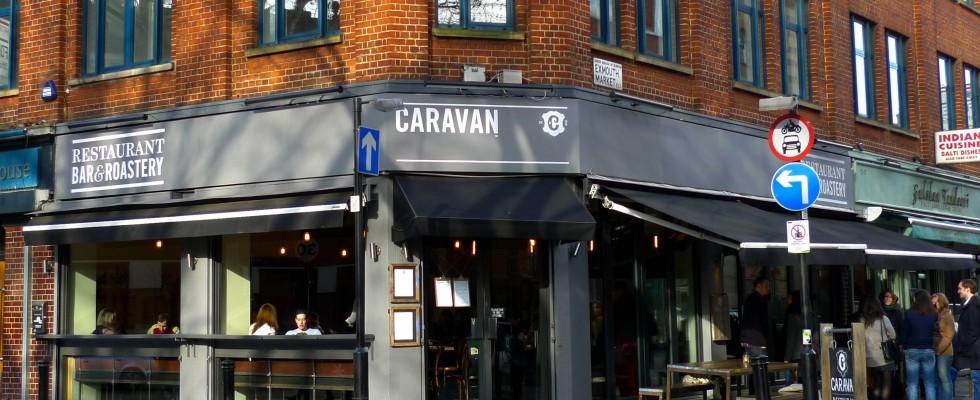 Caravan, Londra