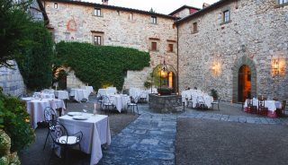 Dining with the Stars nel Chianti: una cena stellare