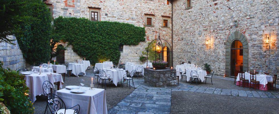 Dining with the Stars nel Chianti: una cena stellare