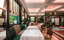 Ecco il Flora Restaurant di Via Veneto
