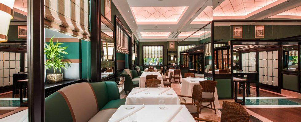 Ecco il nuovo Flora Restaurant di Via Veneto a Roma