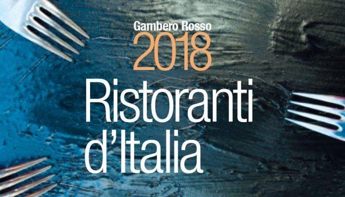 Ristoranti d'Italia: i premi della guida 2018 del Gambero Rosso