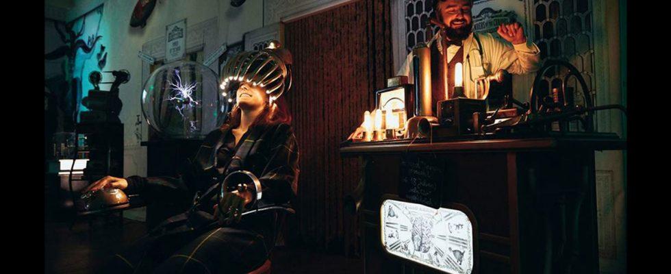 Chambers of the Curious: un viaggio nella mente sulle ali del gin