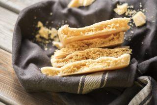 Honeycomb: friabile e zuccherino