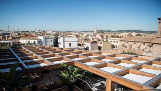 Roma: Rinascente Tritone ospita MadeITerraneo e UP Sunset Bar