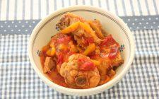 Pollo e peperoni: il piatto di Ferragosto