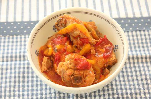 Pollo con i peperoni: il piatto romano di Ferragosto