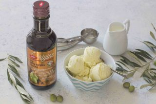 Gelato all'olio extravergine di oliva: una combinazione tutta italiana