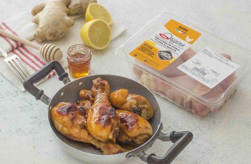 Pollo glassato, per un secondo dal sapore asiatico