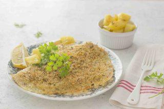 Razza al forno, un secondo piatto di pesce leggero