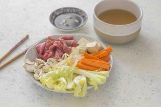 Shabu shabu, la fonduta giapponese