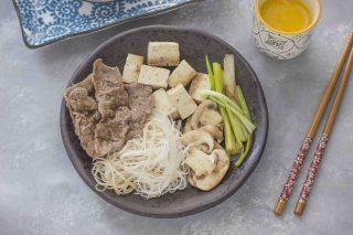 Sukiyaki, un piatto unico giapponese
