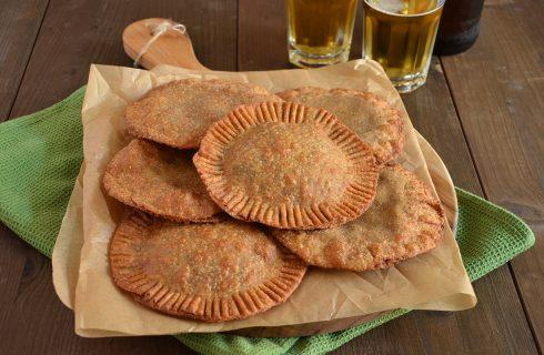 Tirtlen: raviolo fritto con ricotta e spinaci