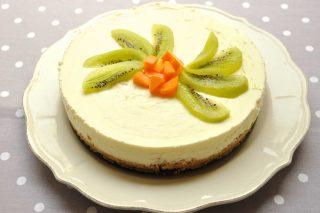 Torta fresca allo yogurt facile con bimby