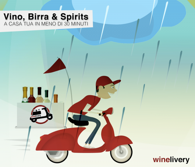 winelivery_vespa