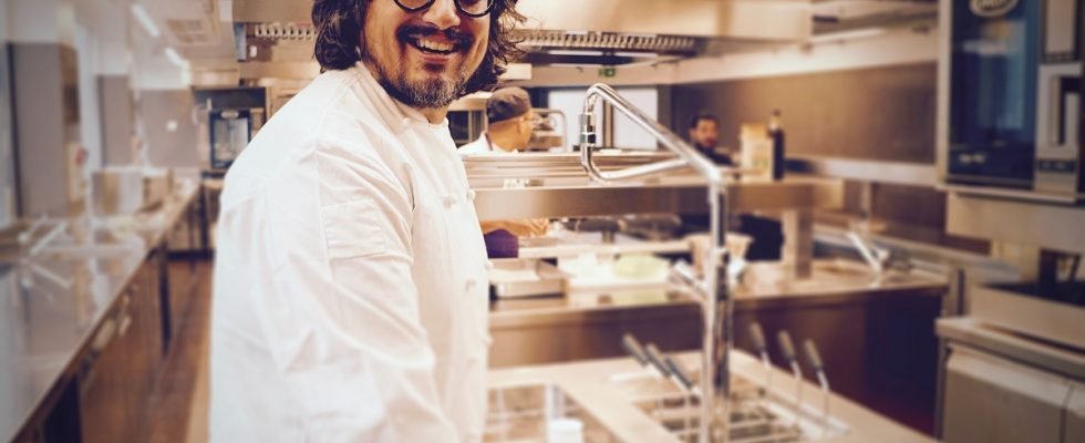 Alessandro Borghese apre il suo primo ristorante a Milano