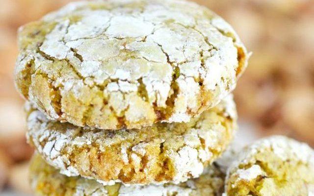 I biscotti alla crema di pistacchio con la ricetta facile