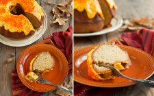 Dolci di Halloween: la ricetta della ciambella di zucca