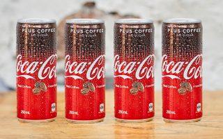 Potere alla caffeina: arriva la Coca-Cola al caffè