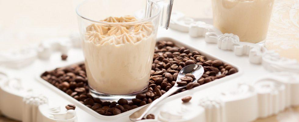 La ricetta della crema di caffè fredda fatta in casa