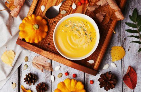 Zuppa di zucca: la ricetta facile