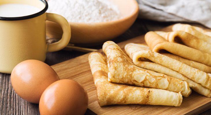 Le crepes con zucca e amaretti, la ricetta della tradizione