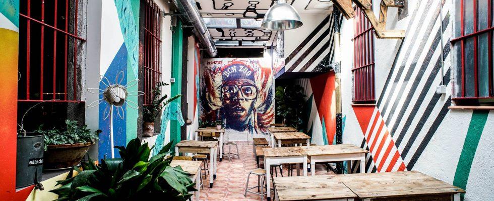 Frankie Gallo Cha Cha Cha, Barcellona