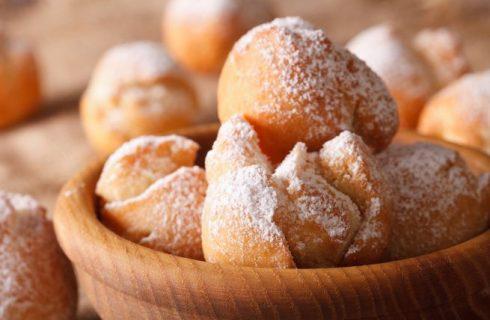 Dolci di Halloween: le frittelle di zucca senza uova