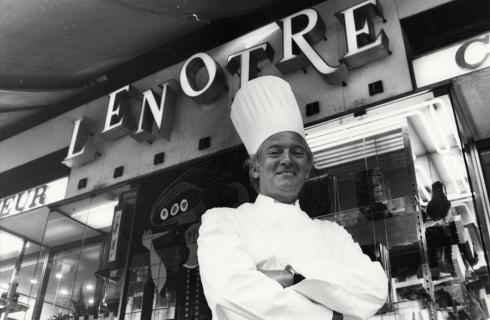 Le storie dei grandi pasticcieri: Gaston Lenôtre